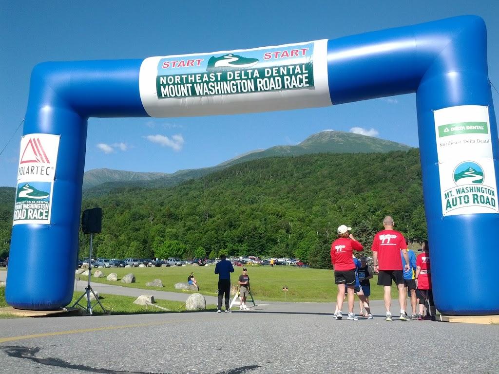 Northeast Delta Dental Mount Washington Road Race — ATRA