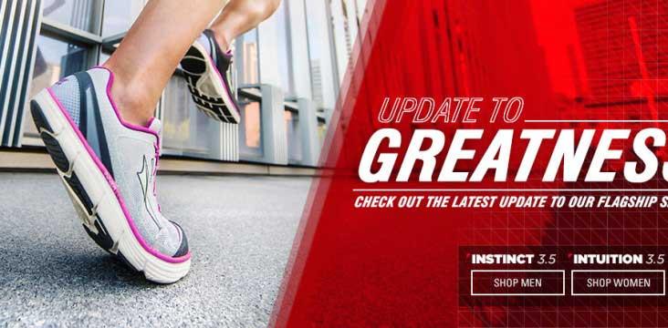 ALTRA Footwear continues sponsorship of Runner's World Half