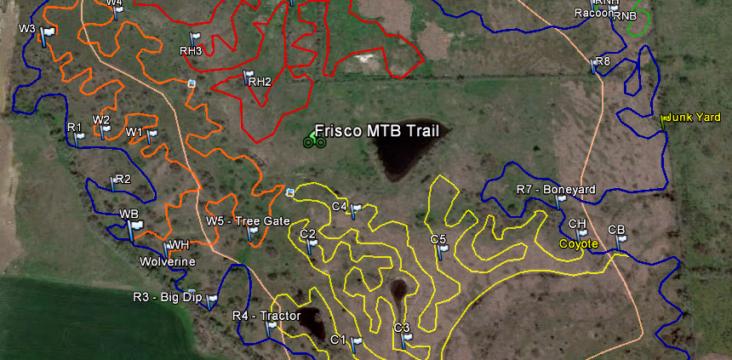 Frisco Trail Race ATRA