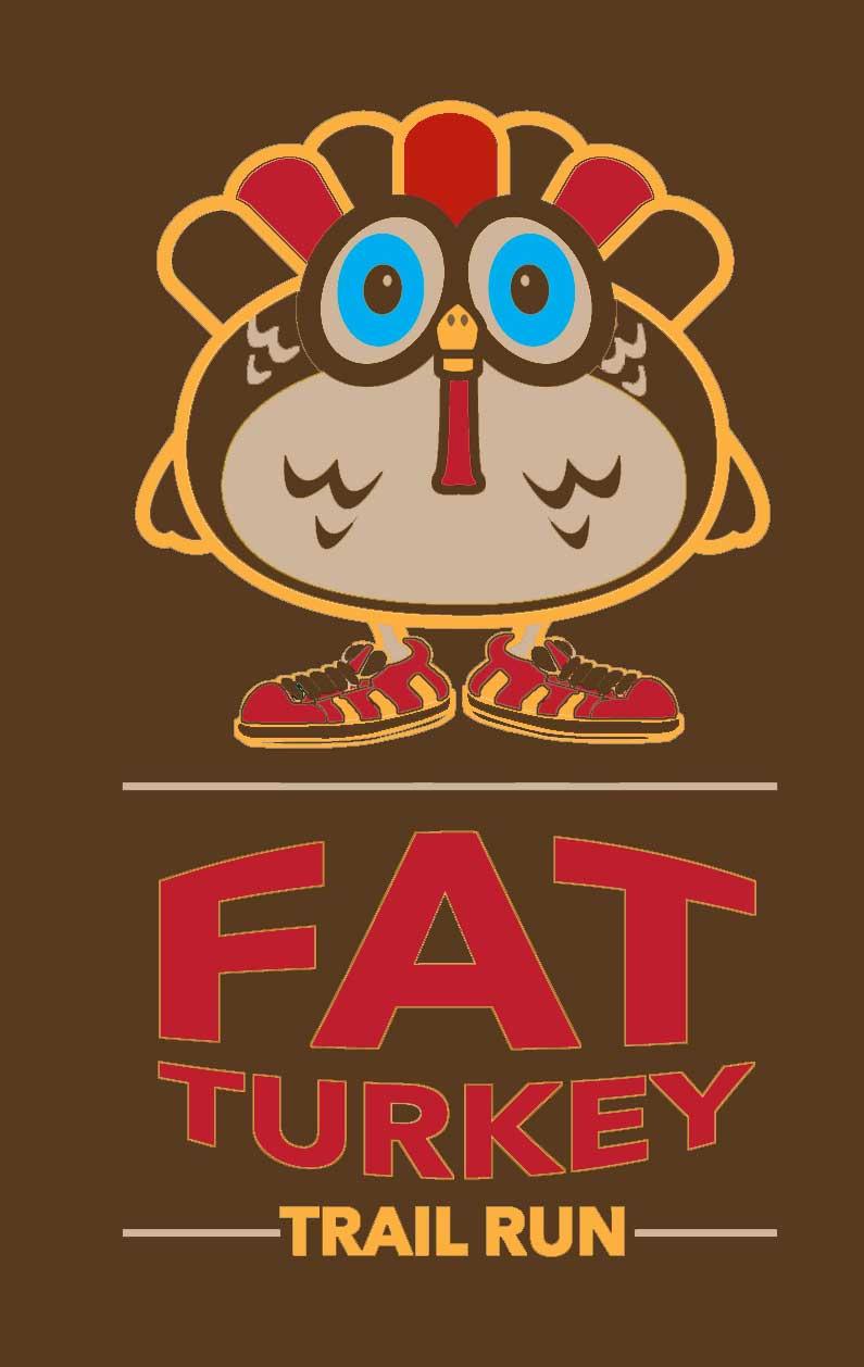 fat turkey trail run  u2014 atra