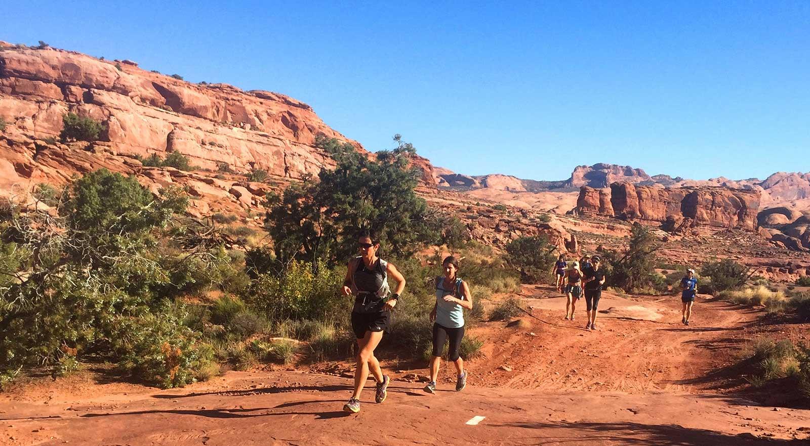 Moab Mindful Running Retreat Atra