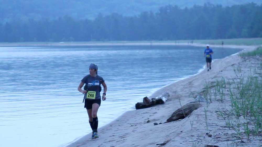 Grand Island Trail Half Marathon