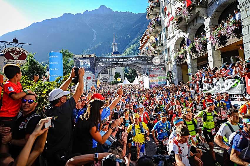 Ultra Trail Du Mont Blanc Utmb Atra