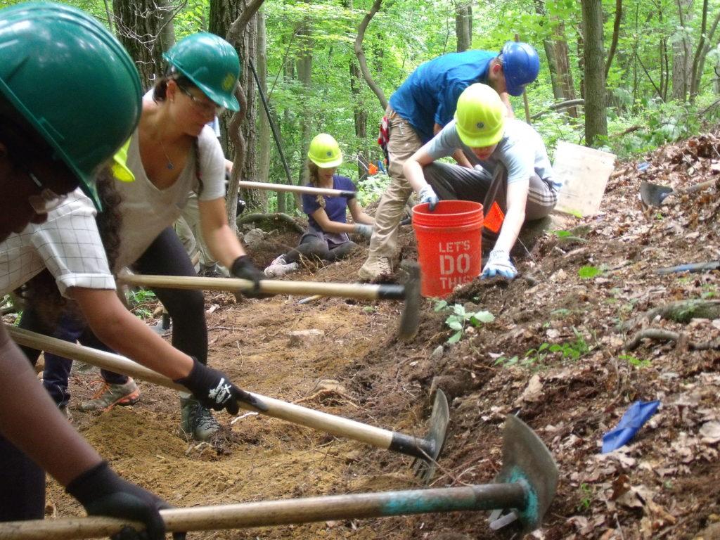 Trail Work Crew