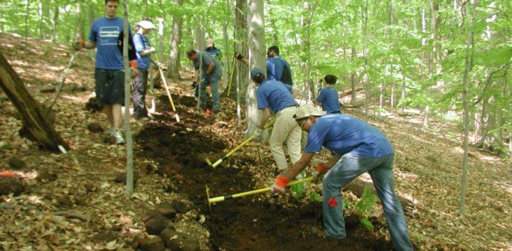 Trail Maintenance, Trail Building, Trail Advocacy
