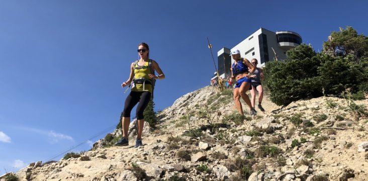 Discrete Cirque Series Packs Big Mountain Fun into Short Distance Races