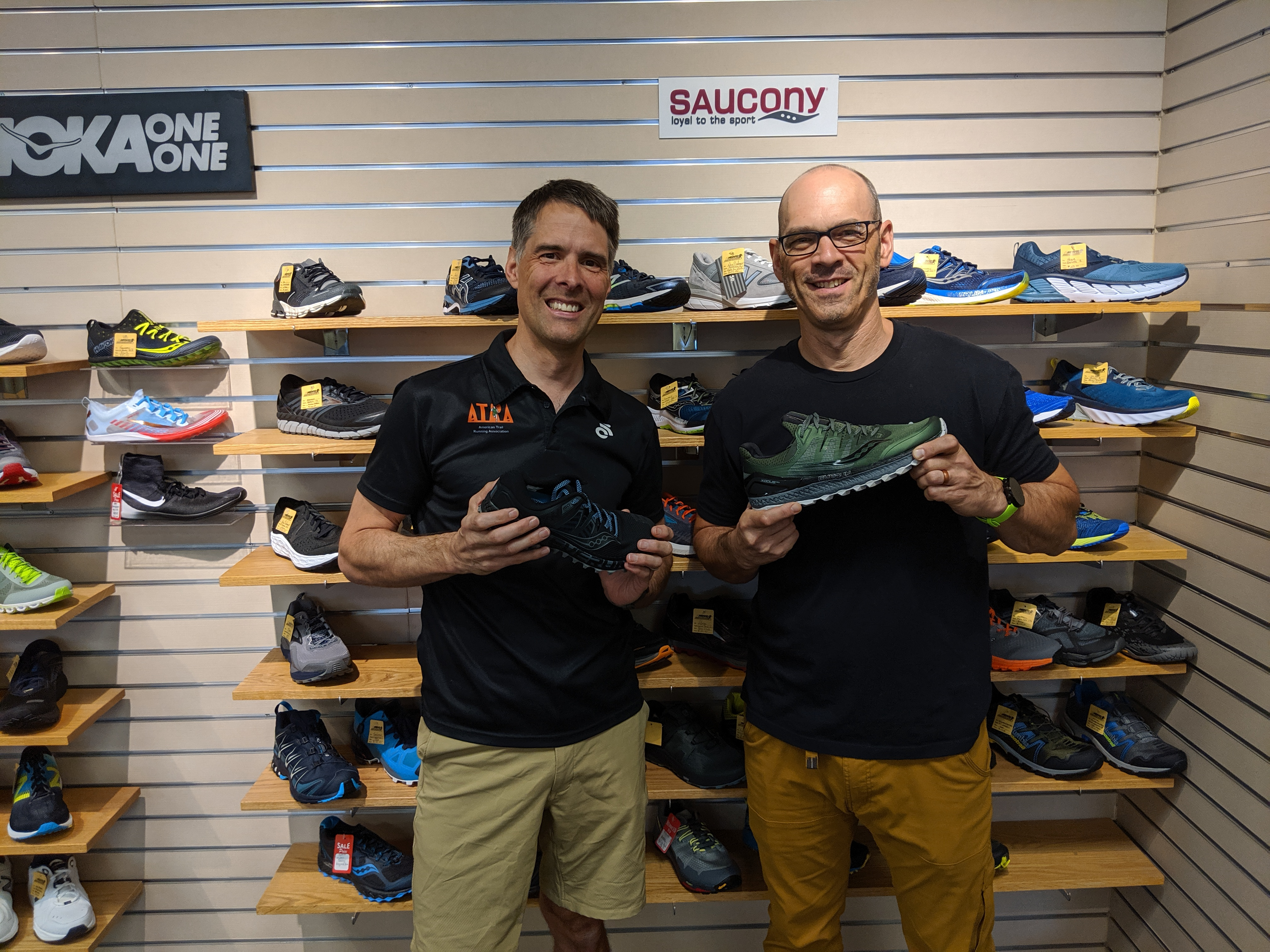 Local Running Specialty Stores — ATRA