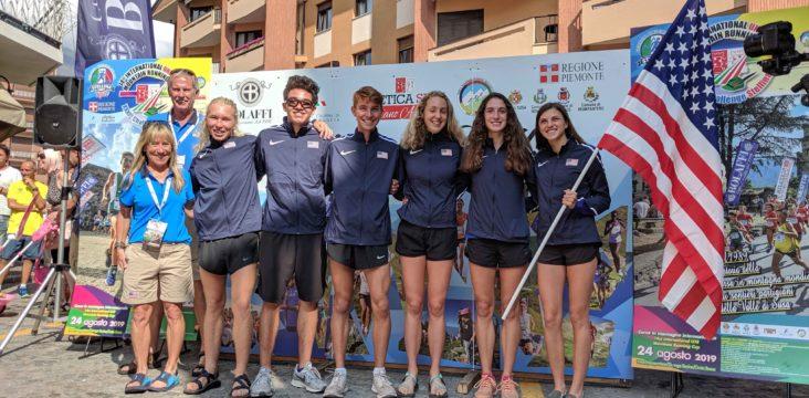 2020 International U18 Mountain Running Cup – Team USA Selection