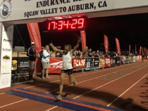 Brittany Peterson 2019 Western States 100
