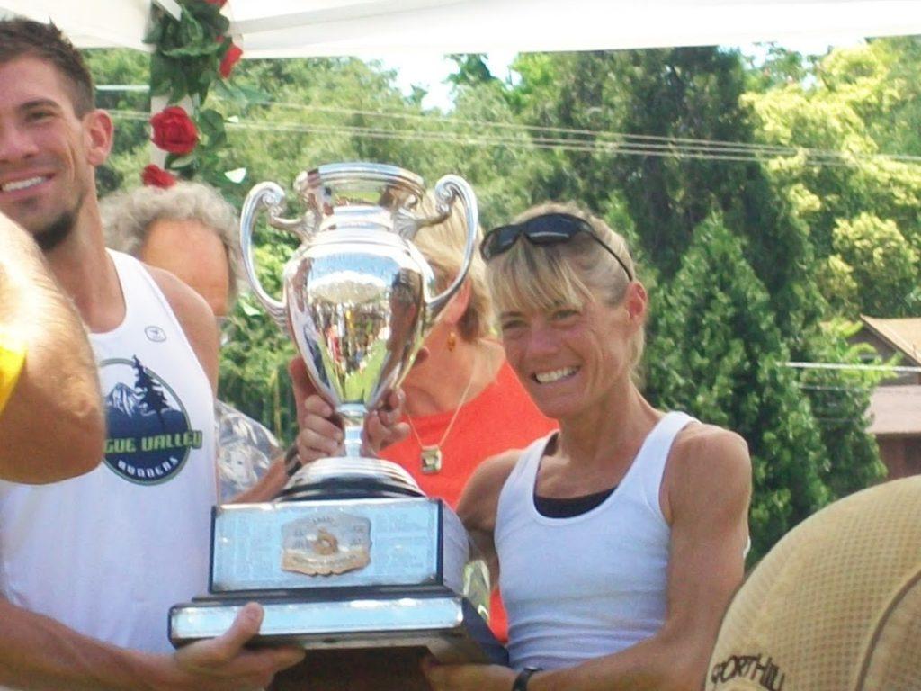 Western States champion Anita Ortiz
