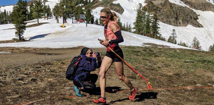 LEKI Trail Running Poles