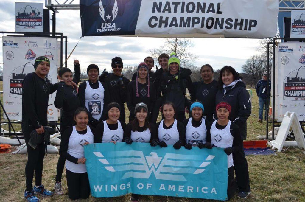 Native American Runners