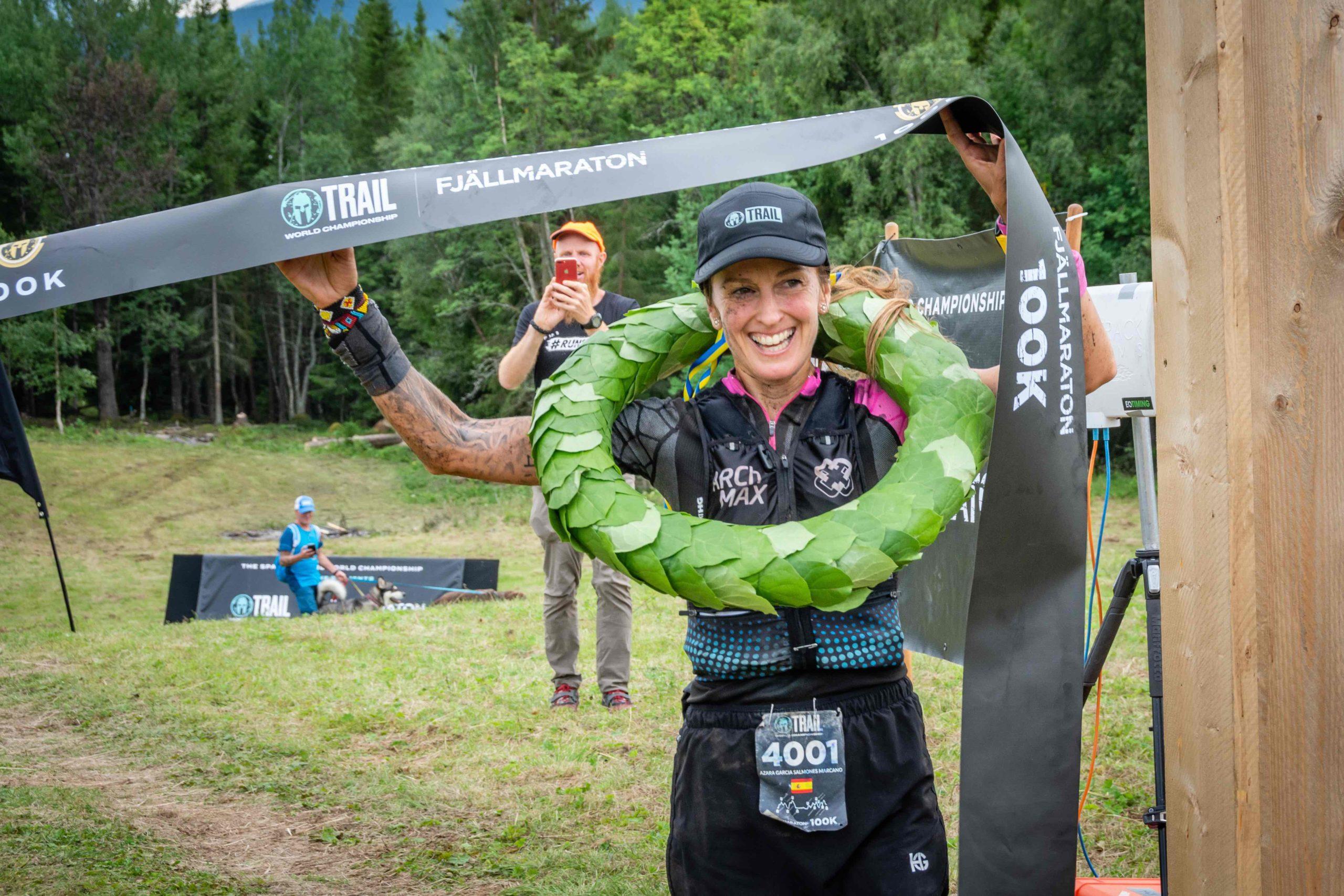 Spartan Trail World Championship Kicks off at Sweden's Fjällmaraton — ATRA