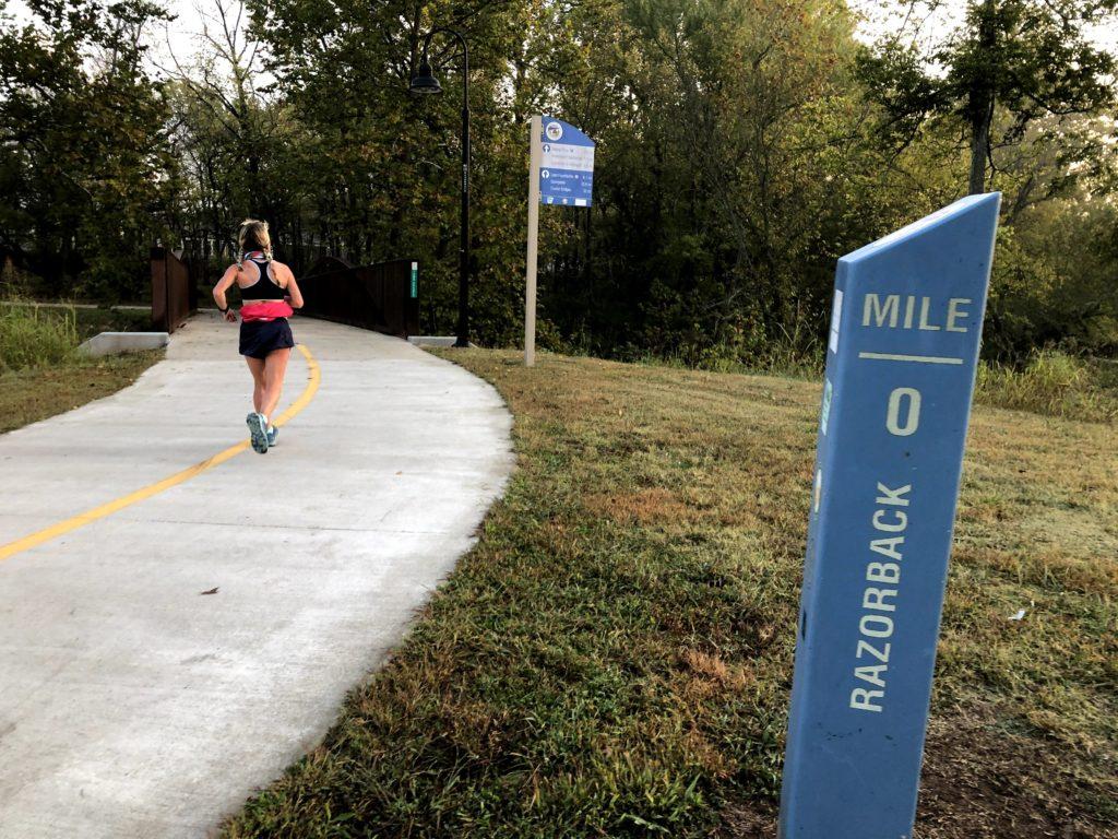 Fayetteville Trails