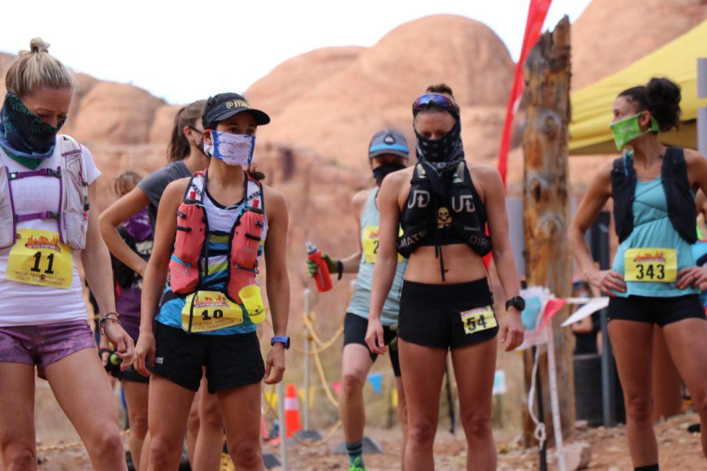 Pandemic Trail Race