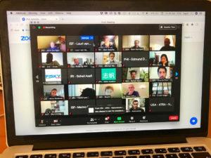 Skyrunning Zoom Meeting