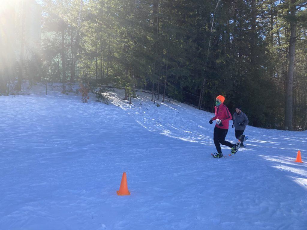 Snowshoe Racing