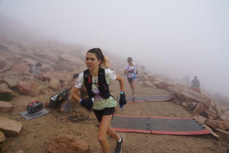 Pikes Peak Ascent